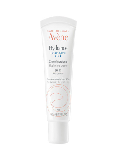 Avene Avene Hydrance UV Rich SPF30 Cream 40ml Renksiz